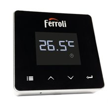 Cronotermostato Connect Smart Wifi FERROLI