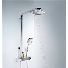 Columna de ducha 3jet Raindance Select E 300 Hansgrohe