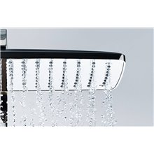 Columna de ducha Eco Raindance E Hansgrohe