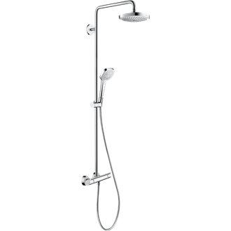 Columna para ducha Eco Croma Select E Hansgrohe