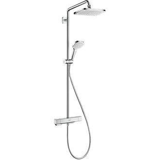 Columna para ducha Eco Croma E Hansgrohe