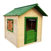 Casita infantil Kela Verde Outdoor Toys