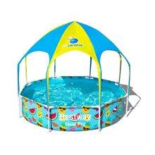 Piscina infantil con techo Splash-in-Shade Bestway