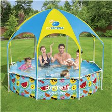 Piscina infantil con techo Splash-in-Shade Bestway