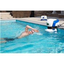 Sistema de natación contracorriente Swimfinity...
