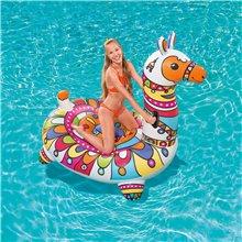 Flotador hinchable Llama Bestway