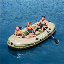 Barca hinchable Hydro-Force Voyager 300 Bestway