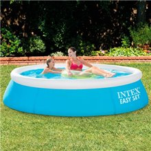 Piscina hinchable redonda Easy Set 183x51 Intex