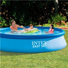 Piscina hinchable redonda Easy Set 366x76 Intex