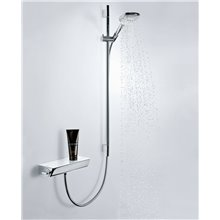 Grifo termostático para ducha visto Ecostat Select Hansgrohe