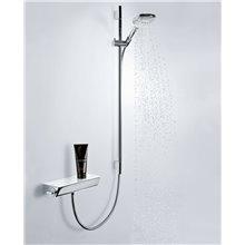 Grifo termostático de ducha visto Ecostat Select Hansgrohe
