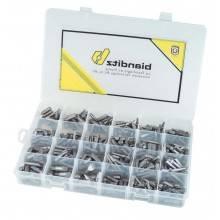 Caja surtido puntas hexagonales 10x30mm