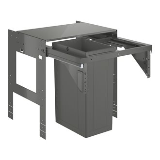 Sistema de residuos extraíble 1x29L Grohe