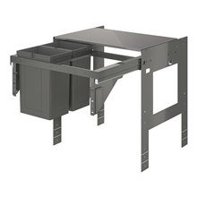 Sistema de residuos extraíble 2x8L Grohe