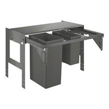 Sistema de residuos extraíble 1x29Ly 1x11L Grohe