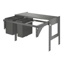 Sistema de residuos extraíble 2x8Ly 1x11L Grohe