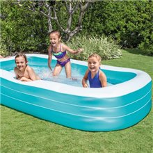 Piscina infantil hinchable 305x183x56 Intex