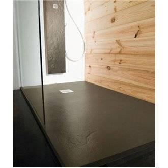 Plato de ducha Slate Piedra b10
