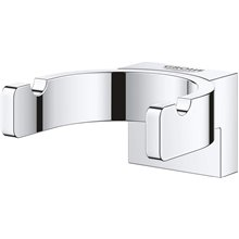 Colgador doble cromo Selection Grohe