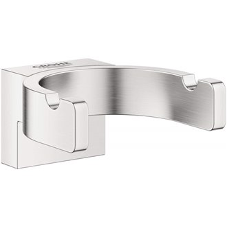 Colgador doble supersteel Selection Grohe