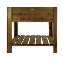 Mesa huerto de madera Compact Gardiun