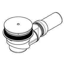 Desagüe horizontal para platos de ducha universal Grohe