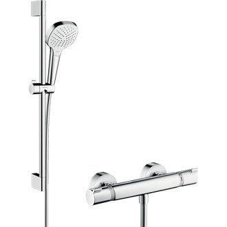 Set de ducha Ecostat Comfort Combi Hansgrohe