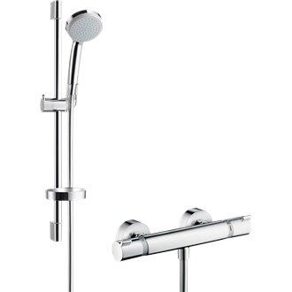 Set de ducha Ecostat Comfort Combi Eco Hansgrohe