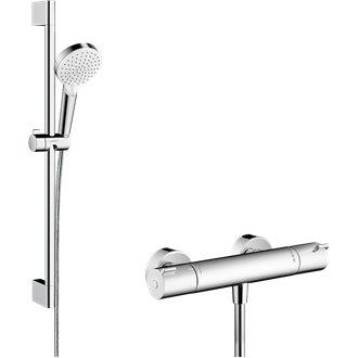 Set de ducha Ecostat Comfort 1001 CL Hansgrohe