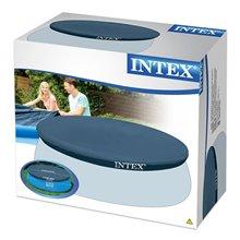 Cobertor para piscinas hinchables 244cm Intex