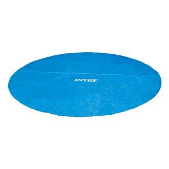 Cobertor para piscinas hinchables Easy set 244cm Intex