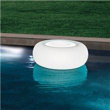 Luz LED flotante para piscinas Asiento Intex