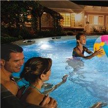 Luz LED magnética para interior de piscinas v2...