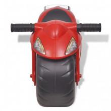 Correpasillos motocicleta de plástico de color...