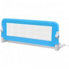 Barandilla de seguridad cama de niño azul...