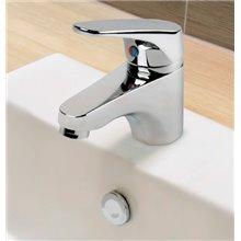 Grifo de lavabo monomando con desagüe autómatico Pol TRES