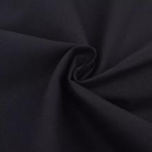 Set Funda de edredón 2 piezas algodón negro...