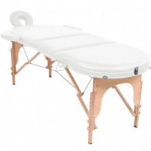 Mesa plegable de masaje 10 cm grosor 2 cojines...