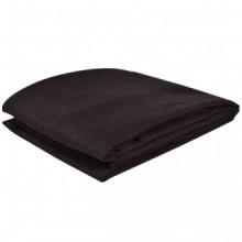 Funda marrón para sofá de micro-gamuza, 140210...