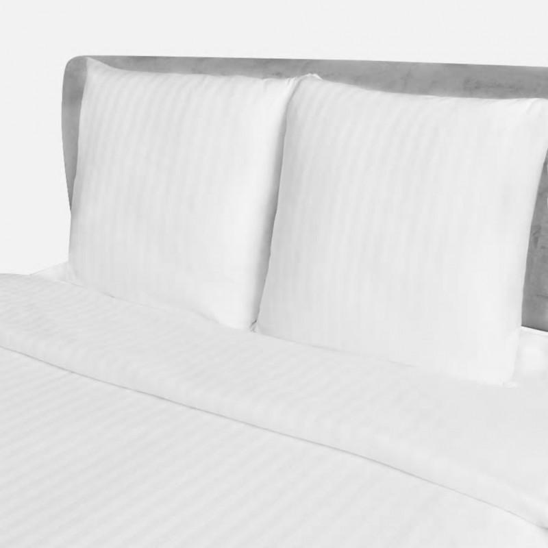 5 Juegos de sábanas de algodón modelo de rayas 200x200