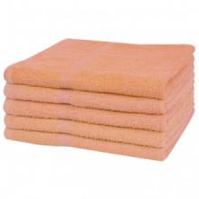 Toallas de baño 5 unidades algodón 360 g/m²...