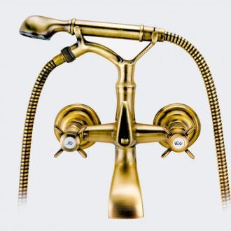 Baño Lux con accesorios ducha PARMA