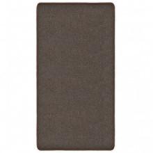 Alfombra de nudo 80x150 marrón Vida XL