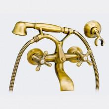 Baño Lux con accesorios ducha PINTA