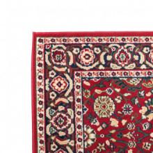 Alfombra oriental de estampado persa 80x150...