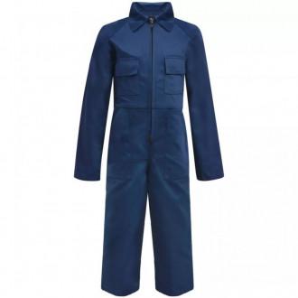 Mono para niño talla 134/140 azul Vida XL