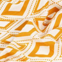 Cortinas anillasmetal 2 uds algodón cuadros...
