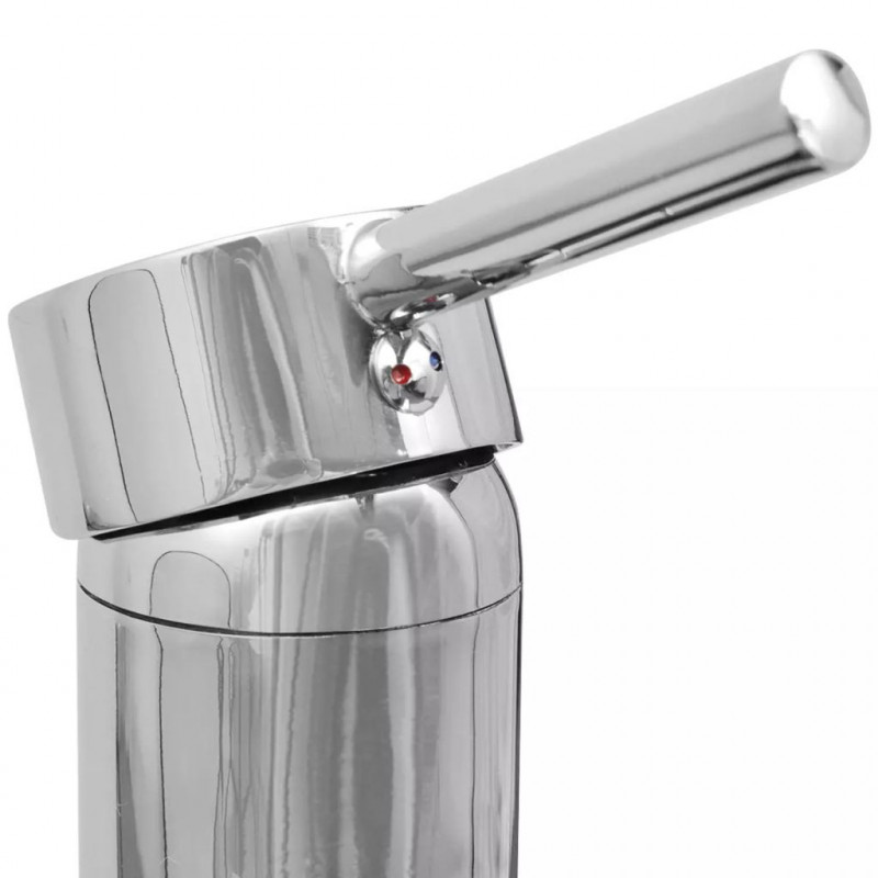 Grifo mezclador de cuarto de baño latón Vida XL 142017 ...