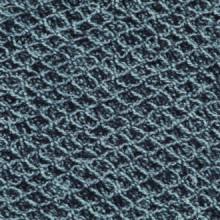 Manta de algodón añil 125x150cm Vida XL