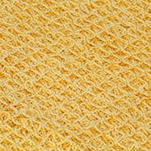 Manta de algodón amarillomostaza 220x250cm...